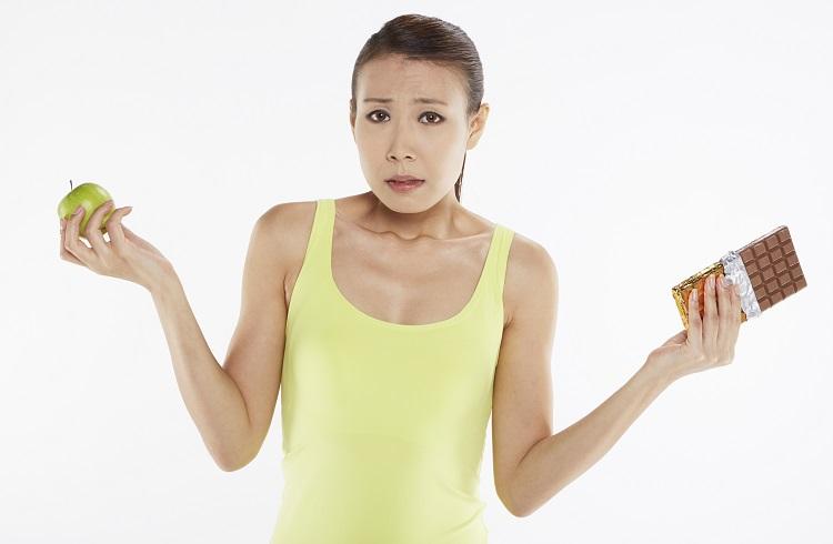 Các quy tắc giảm cân lành mạnh